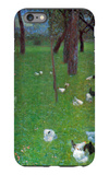 After the Rain (Garden with Chickens in St. Agatha) iPhone 6s Plus Case by Gustav Klimt
