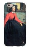 Portrait of Mme. L.L. iPhone 6 Case by James Tissot