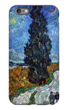 Road with Cypress and Star iPhone 6s Plus Case by Vincent van Gogh