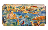 At the Beach of Guernesey iPhone 6 Plus Case by Alfred Sisley