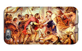 Abraham with Melchizedek iPhone 6 Plus Case by Peter Paul Rubens