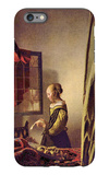 Girl at the Open Window iPhone 6s Plus Case by Jan Vermeer