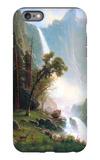 Yosemite Falls iPhone 6s Plus Case by Albert Bierstadt