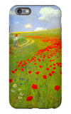 Field of Poppies iPhone 6 Plus Case by Paul von Szinyei-Merse