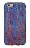 Beech Forest iPhone 6 Case by Gustav Klimt
