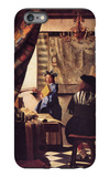 The Allegory of Painting iPhone 6s Plus Case by Jan Vermeer