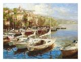 Harbor Bay Prints by  Furtesen