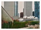 Chicago 350 Plakater af Jessica Levant