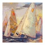 Caramel Wind Poster par Beth A. Forst