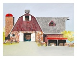 Barn No. 2 Prints by Anthony Grant
