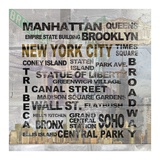 New York City Prints by Alicia Soave