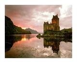 Eilean Donan, Scotland Poster by Alan Klug