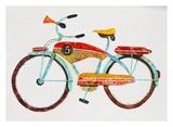 Bike No. 5 Print by Anthony Grant