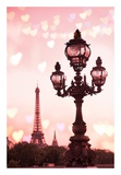 A Paris Valentine Prints by Georgianna Lane