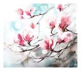 Magnolia, Spring Art by  CanotStop