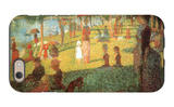 A Sunday on La Grande Jatte iPhone 6s Case by Georges Seurat