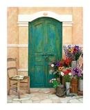 Fleuriste, Provence Posters by Alan Klug