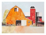 Barn No. 3 Prints by Anthony Grant