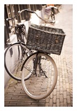 Amsterdam Bicycle Print by Georgianna Lane