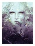 Vine Lámina por Anna Dittman