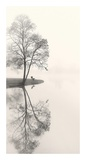 Tranquil Morning Print by Nicholas Bell