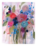 Fresh Bouquet Prints by Carrie Schmitt