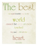 The Heart Posters by Sylvia Coomes
