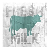 Fresh Milk Print by Alicia Soave