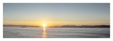 Sunrise Vista on the Bay Prints by Alan Blaustein