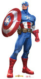 Captain America - Marvel Contest of Champions Game Lifesize Standup Cardboard Cutouts