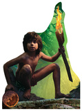 The Jungle Book - Mowgli Lifesize Standup Cardboard Cutouts
