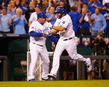 Division Series - Houston Astros v Kansas City Royals - Game Five Photo by Jamie Squire