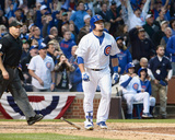 Division Series - St Louis Cardinals v Chicago Cubs - Game Four Photo af David Banks
