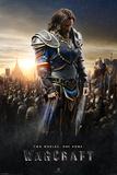 Warcraft- Lothar Plakáty
