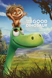 The Good Dinosaur- Arlo And Spot Poster