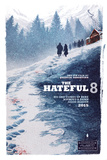 The Hateful 8- Damn Good Reason Poster