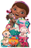 Doc McStuffins Pet Vet - Disney Junior Lifesize Standup Cardboard Cutouts
