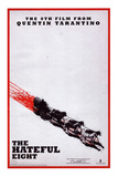 The Hateful 8- Teaser Poster