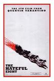 The Hateful 8- Teaser Poster