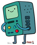 Adventure Time - BMO Lifesize Standup Cardboard Cutouts