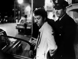 Lenny De De Bobfosse Avec Dustin Hoffman En 1974 Photo