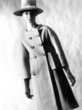 Capucci Coat in Spring Summer Collection 1963 Photo
