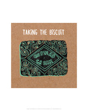Taking The Biscuit - Abigail Gartland Art Print Prints by Abigail Gartland