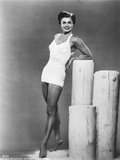 American Actress Esther Williams Wearing a Bath Suit C. 1954 Photo