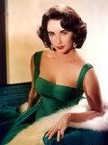American Actress Elizabeth Taylor C. 1959 Photo