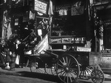 Lower East Side Jewish District in Nyc C. 1890 : Hester Street Photo