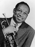 Clifford Brown (1930-1956) Jazz Trumpet Player in 1953 Photo