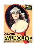 Advertisement for Palmolive Soap by Emilio Vila, 1926 Poster