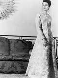 Balenciaga Lace Dress November 03, 1963 Photo
