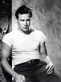 A Streetcar Named Desire, Marlon Brando 1951 Photo